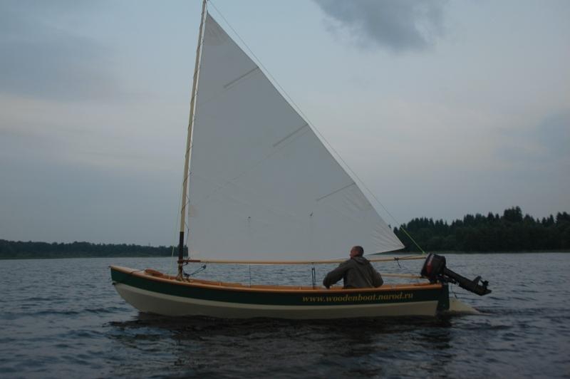 лодка дори моторная